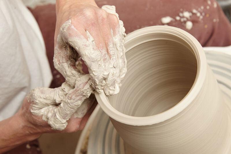 Kézzel készült kerámia